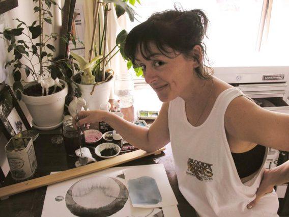 Sarah Larnach