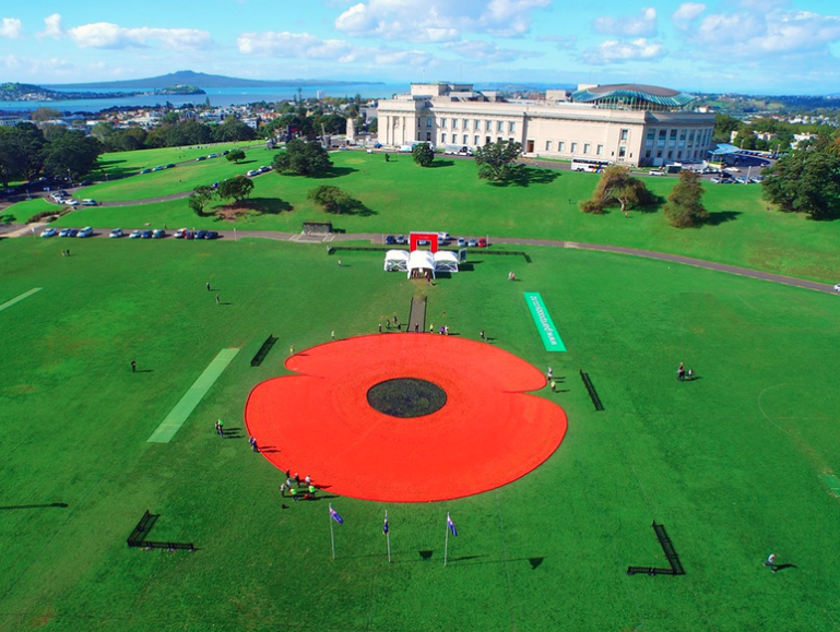 Giant Poppy Project